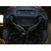 cp-e 304 SS Cat Back Exhaust System - Lancer Ralliart 2009+