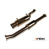 ARK Performance N-II Exhaust System - EVO 8/9