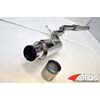 ARK Performance N-II Burnt Tip Exhaust System - EVO 8/9