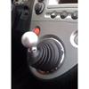 SSR Aluminum Ball Shift Knob