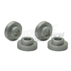 Torque Solution Shifter Base Bushing Kit - Lancer Ralliart 2009+/Lancer DE,ES,GTS 2008-2010