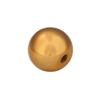 Torque Solution Gold Billet Shift Knob 10x1.5