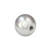 Torque Solution Silver Billet Shift Knob 10x1.25