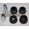 Torque Solution Rear Differential Mount Inserts - EVO 8/9