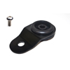 Torque Solution Black Radiator Mount w/Insert - EVO 8/9