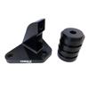 Torque Solution Mustache Bar Eliminator w/ Solid Bushings - EVO 8/9