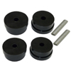 Torque Solution Engine Mount Inserts - Mitsubishi Lancer 08-11