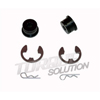 Torque Solution Shifter Cable Bushings - EVO X 08-09