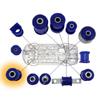 WORKS USB (Urethane Suspension Bushing) Front LCA - EVO 8/9/X