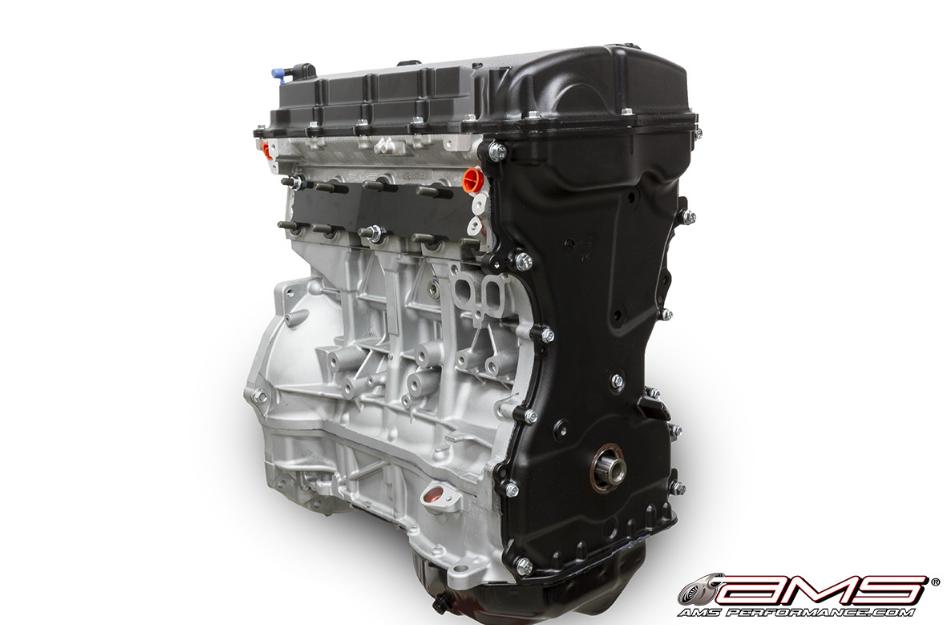 AMS 2.2L 4B11 Stroke Crate Engine - Evo X