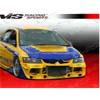 VIS Racing JGT Limited Edition Front Bumper - EVO 8/9