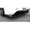 Voltex Rear Diffuser / Undertray - EVO 8/9 w/JDM Rear Bumper