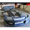 VIS Racing VTX Widebody Full Kit - EVO 8/9