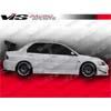 VIS Racing Wings Side Skirts - EVO 8/9