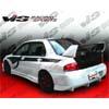 VIS Racing Z Speed Rear Bumper - EVO 8/9