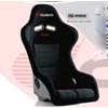Bride Cusco Zeta III+C Type-L Super Aramid - Black/Black Suede Seat