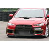 ChargeSpeed FRP Side Duct Cowl - EVO X