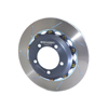 Girodisc 2-Piece Replacement Rear Rotors - EVO 8/9