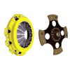 ACT Heavy Duty 4 Puck Solid Disc Clutch Kit - EVO X