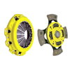 ACT Heavy Duty 4 Puck Sprung Disc Clutch Kit - EVO X