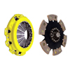 ACT Heavy Duty 6 Puck Solid Disc Clutch Kit - EVO X