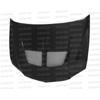 Seibon TV Style Carbon Fiber Hood - EVO 8/9