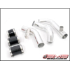 AMS Upper Intercooler Pipe - EVO 8/9