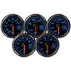 Defi Blue Racer 60mm PSI Oil Temperature Gauge