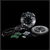 """KSport Mitsubishi EVO X 2008-2013 Front 16.5"""" / 421mm SuperComp 8 Piston Big Brake Kit"""