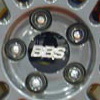 Mitsubishi OEM BBS Center Cap - EVO 8/9
