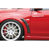 ChargeSpeed Carbon Front Fender Duct - EVO X