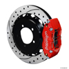 Wilwood Dynapro Radial Rear Brake Kit For OE Parking Brake - EVO 8/9