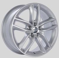 BBS SX 17x7.5 5x114.3 ET42 Sport Silver Wheels -82mm PFS/Clip Required