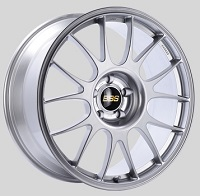 BBS RE 18x7.5 5x114.3 ET45 Diamond Silver Wheels -82mm PFS/Clip Required