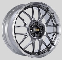 BBS RS-GT 20x8.5 5x114.3 ET43 Diamond Black Center Diamond Cut Lip Wheels -82mm PFS/Clip Required