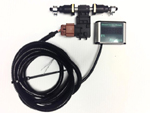 Buschur Racing Flex Fuel Sensor Kit - Evo 8/9