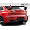 Extreme Dimensions Couture C-Speed Rear Bumper Cover - EVO X