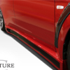Extreme Dimensions Couture C-Speed Side Skirts Pair - EVO X