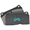 Project Mu CLUB RACER Rear Brake Pads - EVO X 2009-2010 w/Brembo