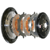 Competition Clutch Twin Disc Ceramic Clutch Kit - EVO 8/9