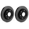 Centric Premium Rear Brake Rotors Set - EVO 8/9