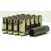 Muteki SR48 Titanium Lug Nuts Open End 12x1.50