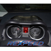 Rexpeed Carbon Fiber Crown Meter Cover - EVO X