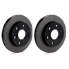 Cryo-Stop Rear Brake Rotors Set - EVO 8/9