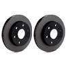 Cryo-Stop Rear Brake Rotors Set - EVO 8/9