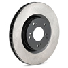 Centric Plain 120 Series Rear Rotors - Lancer Ralliart 2009+