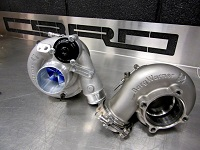 CBRD RALLIART RB X TURBO KIT