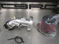 CBRD RALLIART INTAKE FOR EVO X TURBOCHARGER