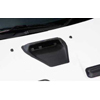 C West Hood Bonnet Air Inlet CFRP - EVO X