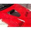 Rexpeed CW-Style Carbon Fiber Hood Scoop - EVO X
